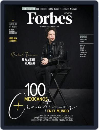 Forbes México Magazine (Digital) December 1st, 2020 Issue Cover