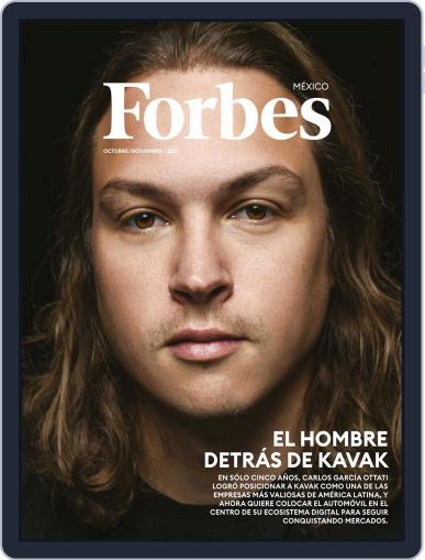 Forbes México Magazine (Digital) October 1st, 2021 Issue Cover