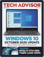 Tech Advisor Magazine (Digital) Subscription December 1st, 2020 Issue