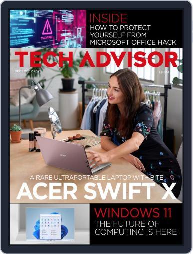 Tech Advisor Magazine (Digital) December 1st, 2021 Issue Cover