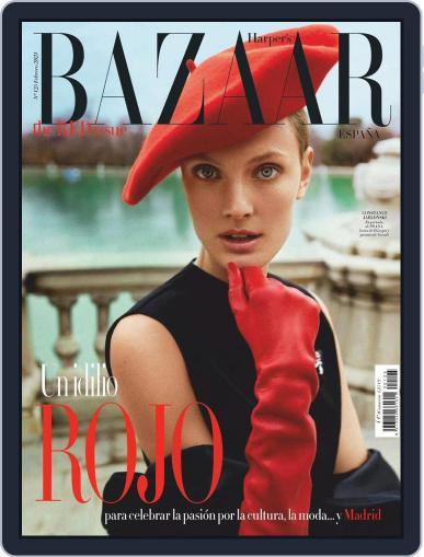 Harper's Bazaar España Magazine (Digital) February 1st, 2021 Issue Cover