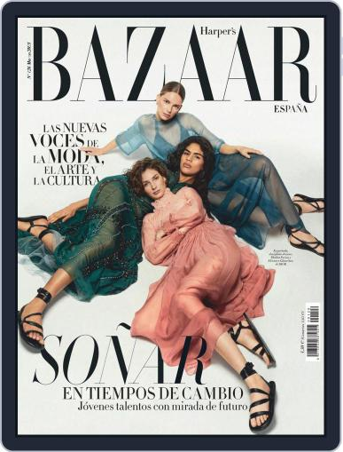 Harper's Bazaar España Magazine (Digital) March 1st, 2021 Issue Cover