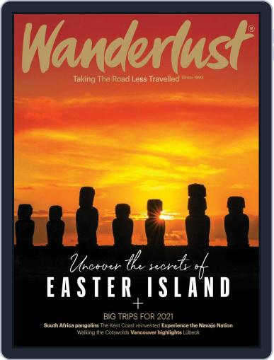 Wanderlust Magazine (Digital) March 1st, 2021 Issue Cover
