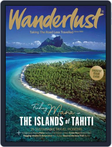Wanderlust Magazine (Digital) May 1st, 2021 Issue Cover