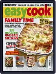 BBC Easycook Magazine (Digital) Subscription January 1st, 2021 Issue