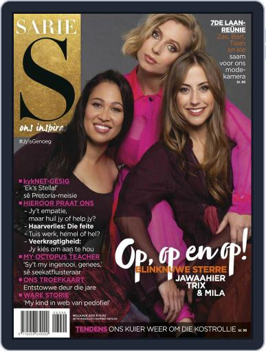 Sarie Magazine (Digital) May 1st, 2021 Issue Cover