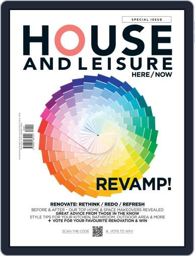 House and Leisure March 3rd, 2020 Digital Back Issue Cover