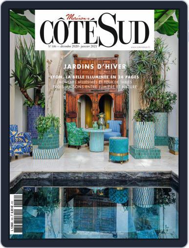 Côté Sud Magazine (Digital) December 1st, 2020 Issue Cover