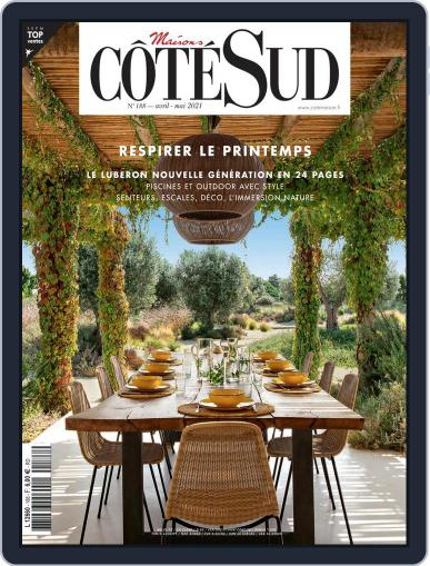 Côté Sud Magazine (Digital) April 1st, 2021 Issue Cover