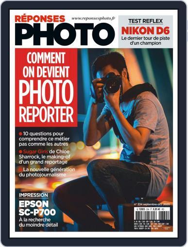 Réponses Photo Magazine (Digital) September 1st, 2020 Issue Cover