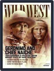 Wild West Magazine (Digital) Subscription August 1st, 2021 Issue
