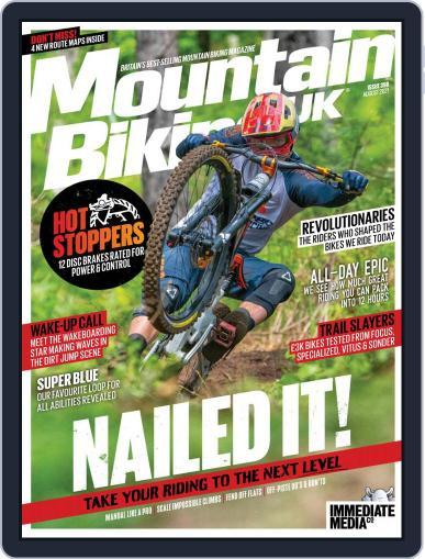 Mountain Biking UK Magazine (Digital) August 1st, 2021 Issue Cover