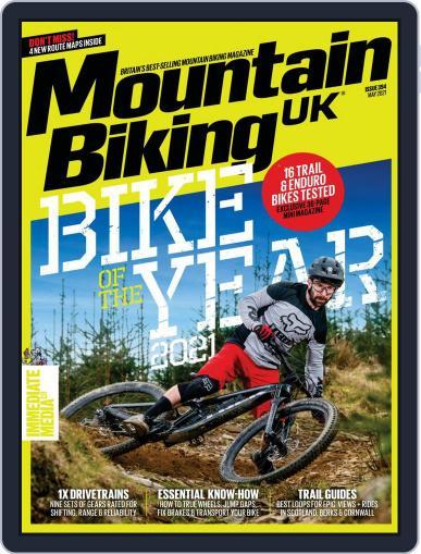 Mountain Biking UK Magazine (Digital) May 1st, 2021 Issue Cover