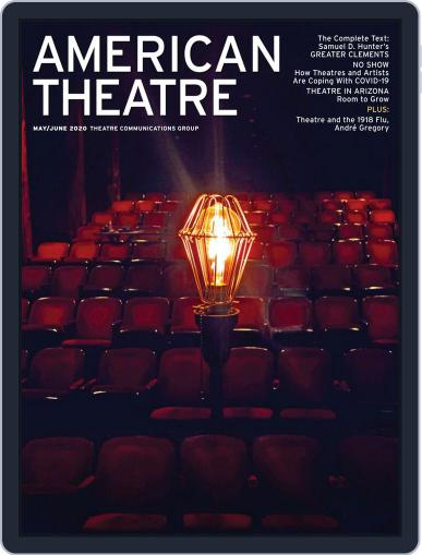 AMERICAN THEATRE May 1st, 2020 Digital Back Issue Cover
