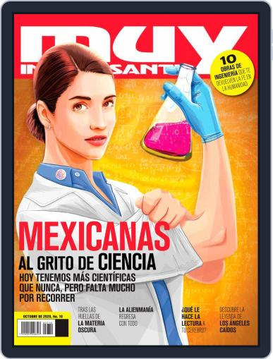 Muy Interesante México Magazine (Digital) October 1st, 2020 Issue Cover