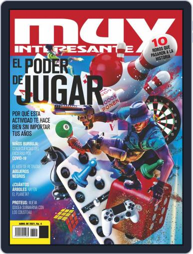 Muy Interesante México Magazine (Digital) April 1st, 2021 Issue Cover