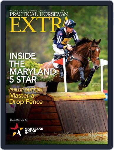 Practical Horseman Magazine (Digital) December 1st, 2021 Issue Cover