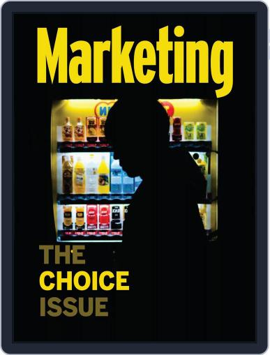 Marketing March 1st, 2020 Digital Back Issue Cover