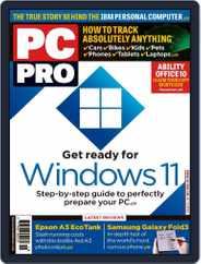 PC Pro Magazine (Digital) Subscription November 1st, 2021 Issue