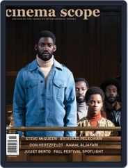 Cinema Scope Magazine (Digital) Subscription December 9th, 2020 Issue