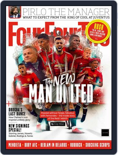 FourFourTwo UK Magazine (Digital) October 1st, 2020 Issue Cover