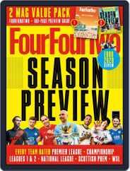FourFourTwo UK Magazine (Digital) Subscription August 1st, 2021 Issue
