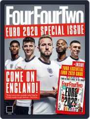 FourFourTwo UK Magazine (Digital) Subscription June 1st, 2021 Issue