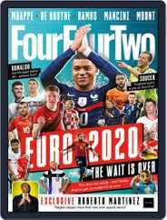 FourFourTwo UK Magazine (Digital) Subscription June 2nd, 2021 Issue
