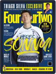 FourFourTwo UK Magazine (Digital) Subscription March 1st, 2021 Issue