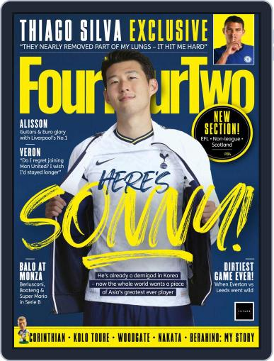 FourFourTwo UK Magazine (Digital) March 1st, 2021 Issue Cover