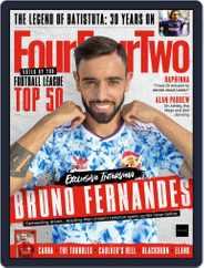 FourFourTwo UK Magazine (Digital) Subscription May 1st, 2021 Issue