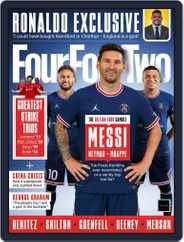 FourFourTwo UK Magazine (Digital) Subscription November 1st, 2021 Issue