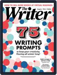 The Writer Magazine (Digital) Subscription February 1st, 2021 Issue