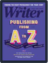 The Writer Magazine (Digital) Subscription September 1st, 2021 Issue