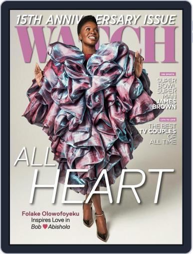Watch! Magazine (Digital) January 1st, 2021 Issue Cover