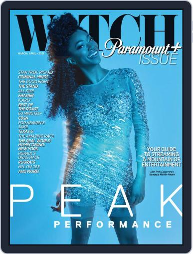 Watch! Magazine (Digital) March 1st, 2021 Issue Cover