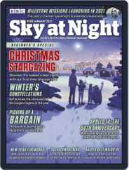 BBC Sky at Night Magazine (Digital) Subscription January 1st, 2021 Issue