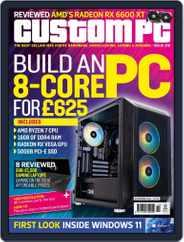 Custom PC UK Magazine (Digital) Subscription November 1st, 2021 Issue