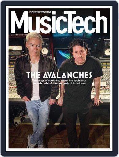 Music Tech Magazine (Digital) December 1st, 2020 Issue Cover