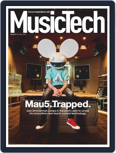 Music Tech Magazine (Digital) October 1st, 2020 Issue Cover