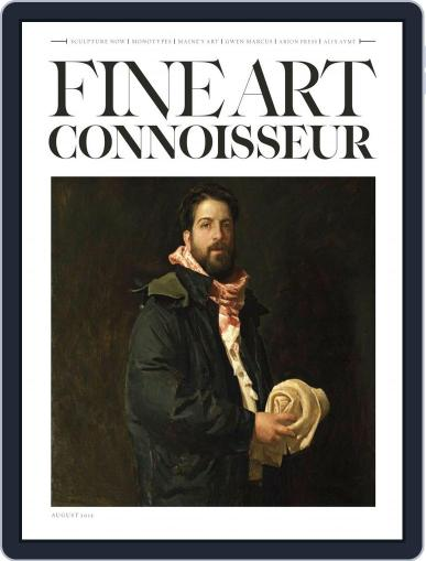 Fine Art Connoisseur Magazine (Digital) July 1st, 2015 Issue Cover