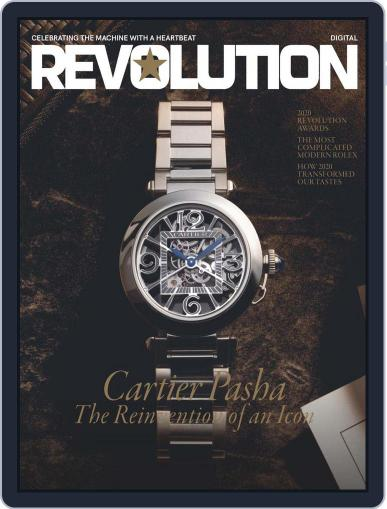 REVOLUTION Digital Magazine November 12th, 2020 Issue Cover