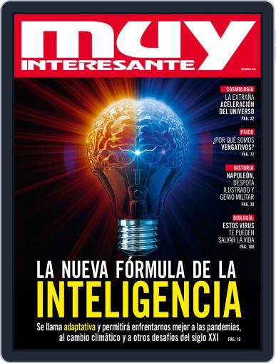 Muy Interesante  España Magazine (Digital) May 1st, 2021 Issue Cover