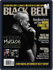 Black Belt Magazine (Digital) Subscription October 1st, 2020 Issue