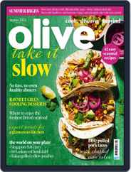 Olive Magazine (Digital) Subscription August 1st, 2021 Issue