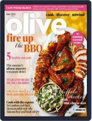 Olive Magazine (Digital) Subscription June 1st, 2021 Issue