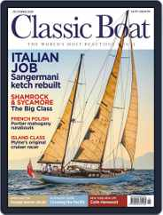 Classic Boat Magazine (Digital) Subscription October 1st, 2020 Issue