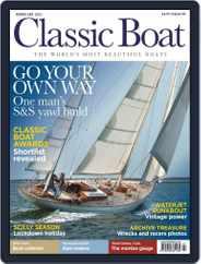Classic Boat Magazine (Digital) Subscription February 1st, 2021 Issue