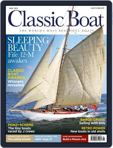 Classic Boat Magazine (Digital) May 1st, 2021 Issue Cover