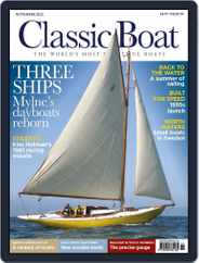 Classic Boat Magazine (Digital) Subscription November 1st, 2021 Issue